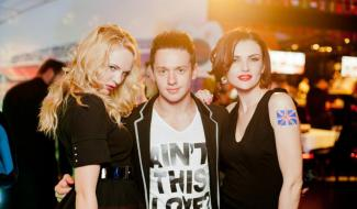 Программа PRO Fashion News - Marie Claire & Maxim Football party