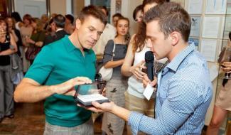 Вечеринка для дизайнеров и архитекторов в салоне Ренессанс (Киев)